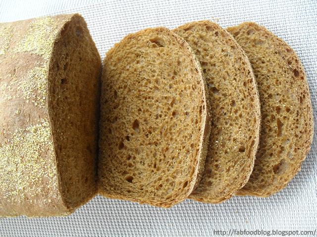 fab · food · blog: New England Anadama bread