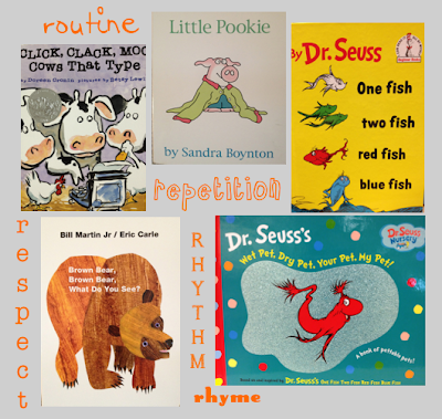 The 5Rs: Encouraging Early Literacy Skills in Children
