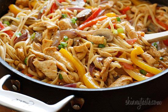 Chef Dopp's Cookbook: Cajan Chicken Pasta on the Lighter Side