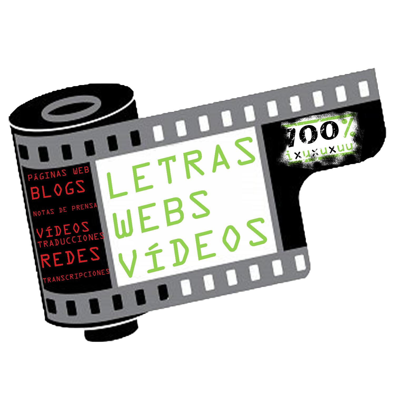 Letras para Web y vídeos