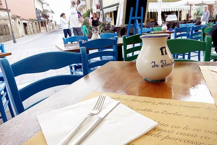 Grado :: Pizzeria In Stralonga