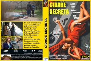 CIDADE SECRETA - MINISSÉRIE COMPLETA
