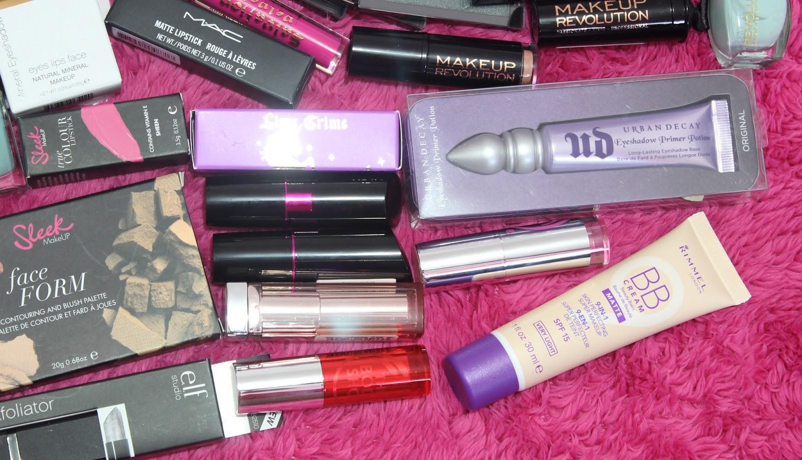 Haul: Makeup
