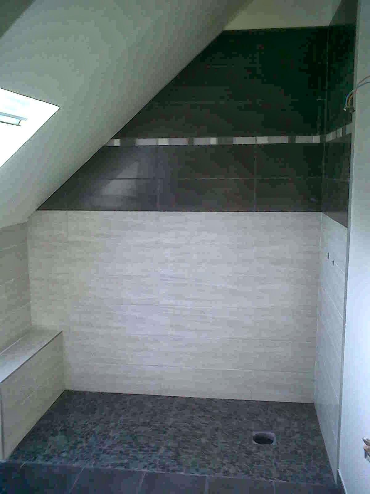 Michel le coz agencement d coration douche italienne galets - Decoration douche italienne ...