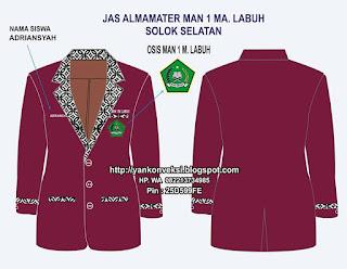 JAS ALMAMATER MAN 1 SOLOK SELATAN
