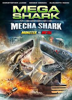 Mega Shark vs Mecha Shark - DVDRip Dual Áudio