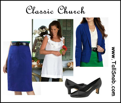 womens tall suit and classic tall church clothes