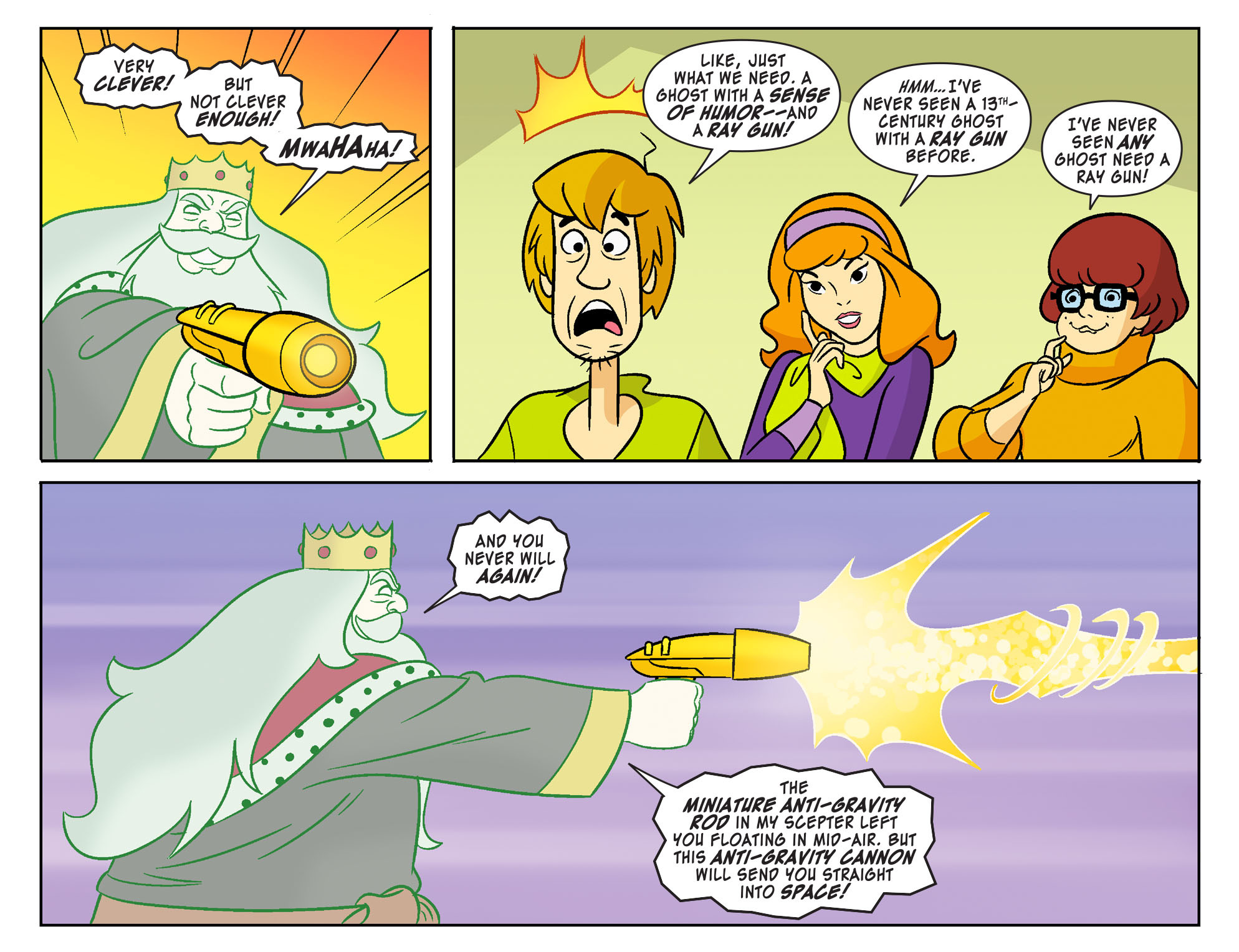 Read online Scooby-Doo! Team-Up comic -  Issue #22 - 11