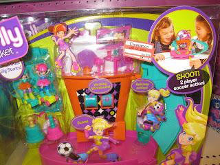 Polly Pocket Soccer