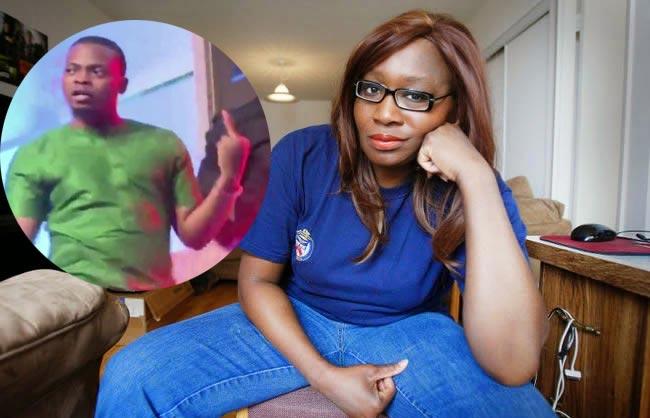 RIP Olamide - Madam Kemi Olunloyo Reacts To Olamide Vs Don Jazzy Scuffle At The Headies 2015 (Screenshots)