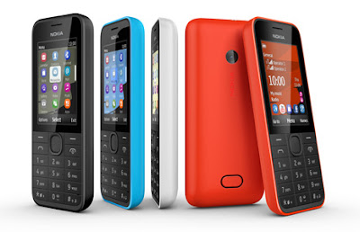 Nokia 207, Nokia 208 and Nokia 208 Dual SIM