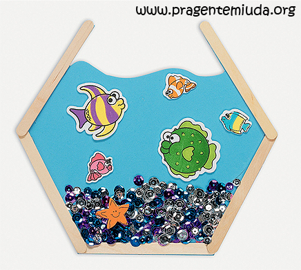 dicas para trabalhar projeto de educação infantil sobre o tema peixes
