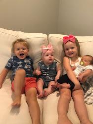 Harrison, Magnolia, Sydney, Teddy
