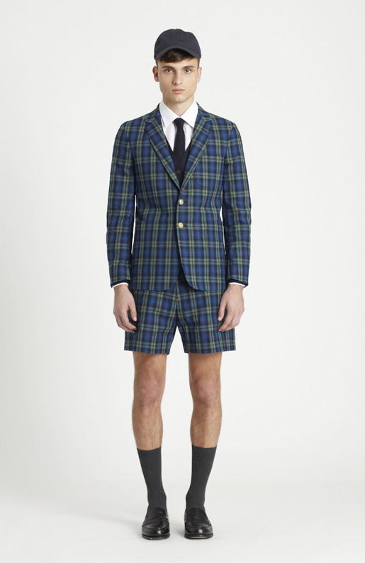 Smuttystuff http://bringbackshortshorts.blogspot.com/2012/08/next-years-hot-look-from-maison-kitsune.html