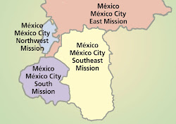 MCNW Mission Map