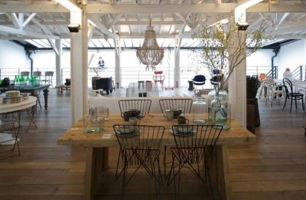 Fashion art diary merci paris - Merci paris concept store ...