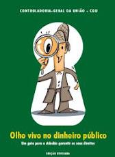 CARTILHA OLHO VIVO NO DINHEIRO PÚBLICO