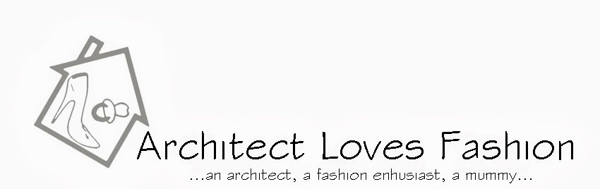 Architect Loves Fashion