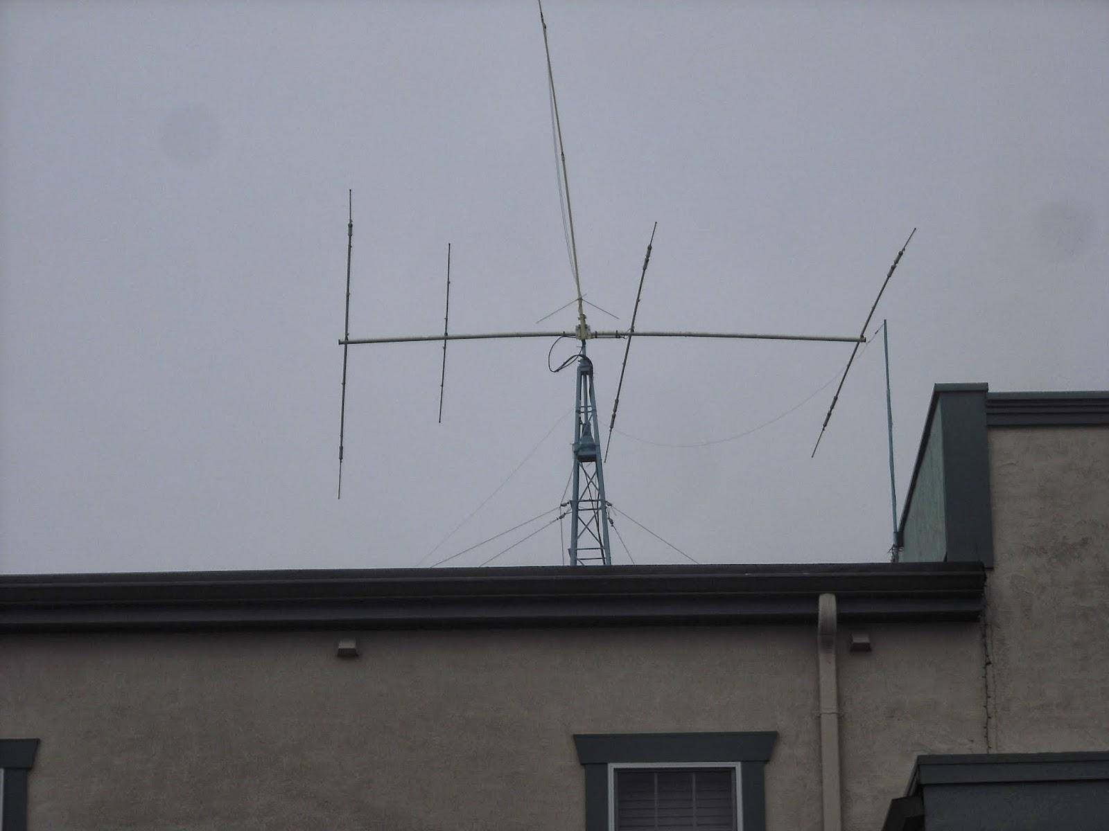 Ham antenna