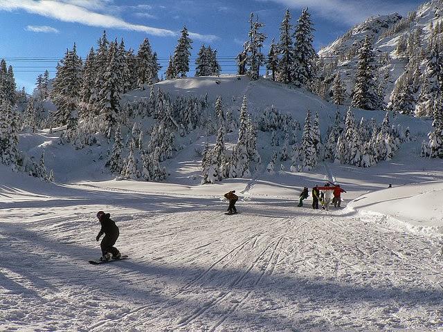 Mount Baker, Washington - The Best 12 Ski Resorts in North America