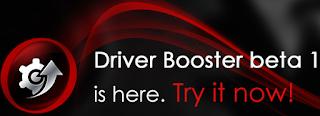 IObit Driver Booster Beta 1.0 Free-Cập nhật Driver mới nhất cho máy tính