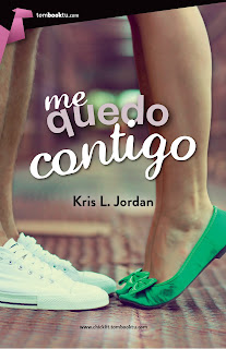 Reseña Me quedo contigo by Kris L. Jordan