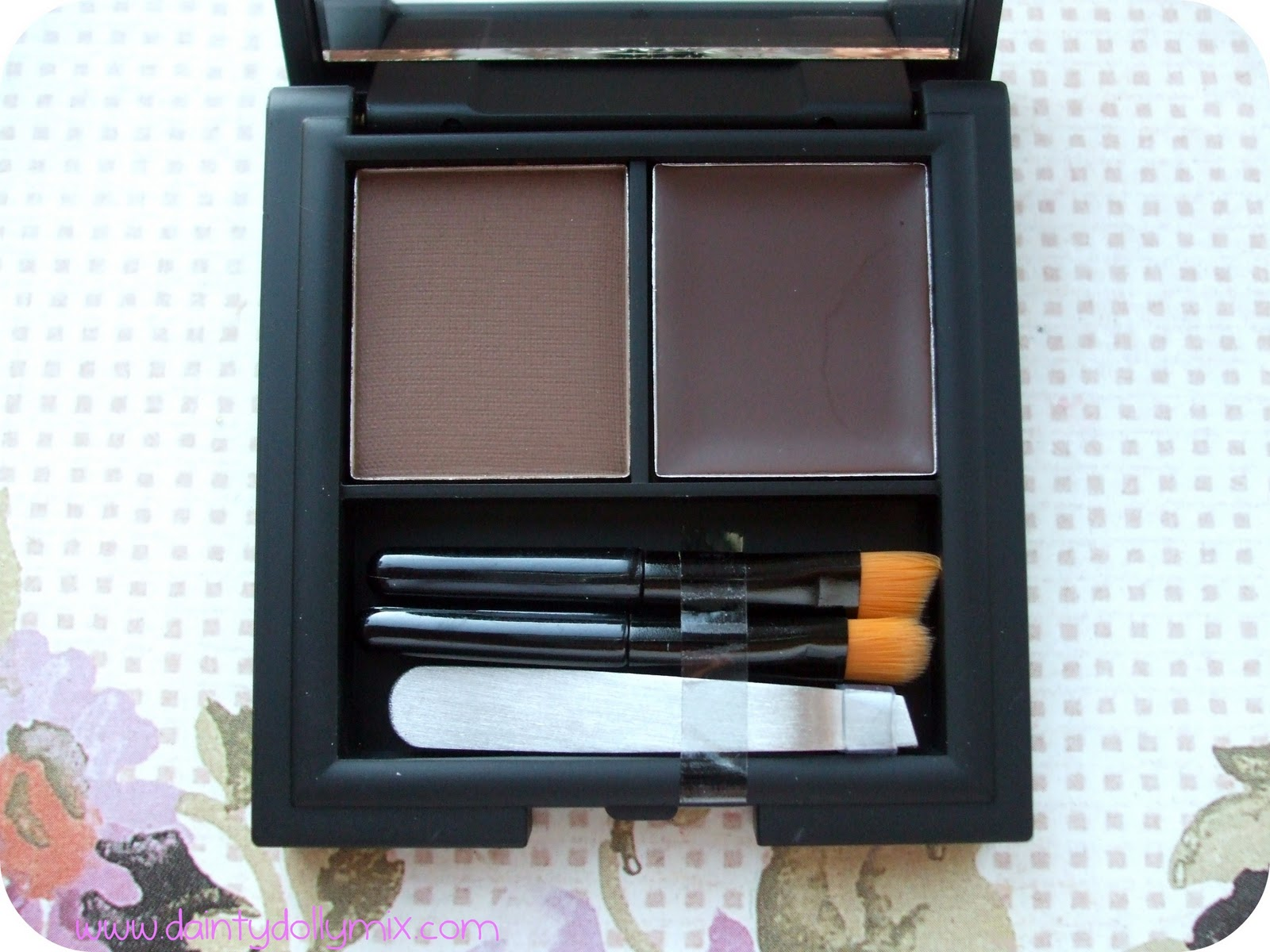 Dainty Dollymix UK Beauty Blog: Review: Sleek MakeUP Brow Kit