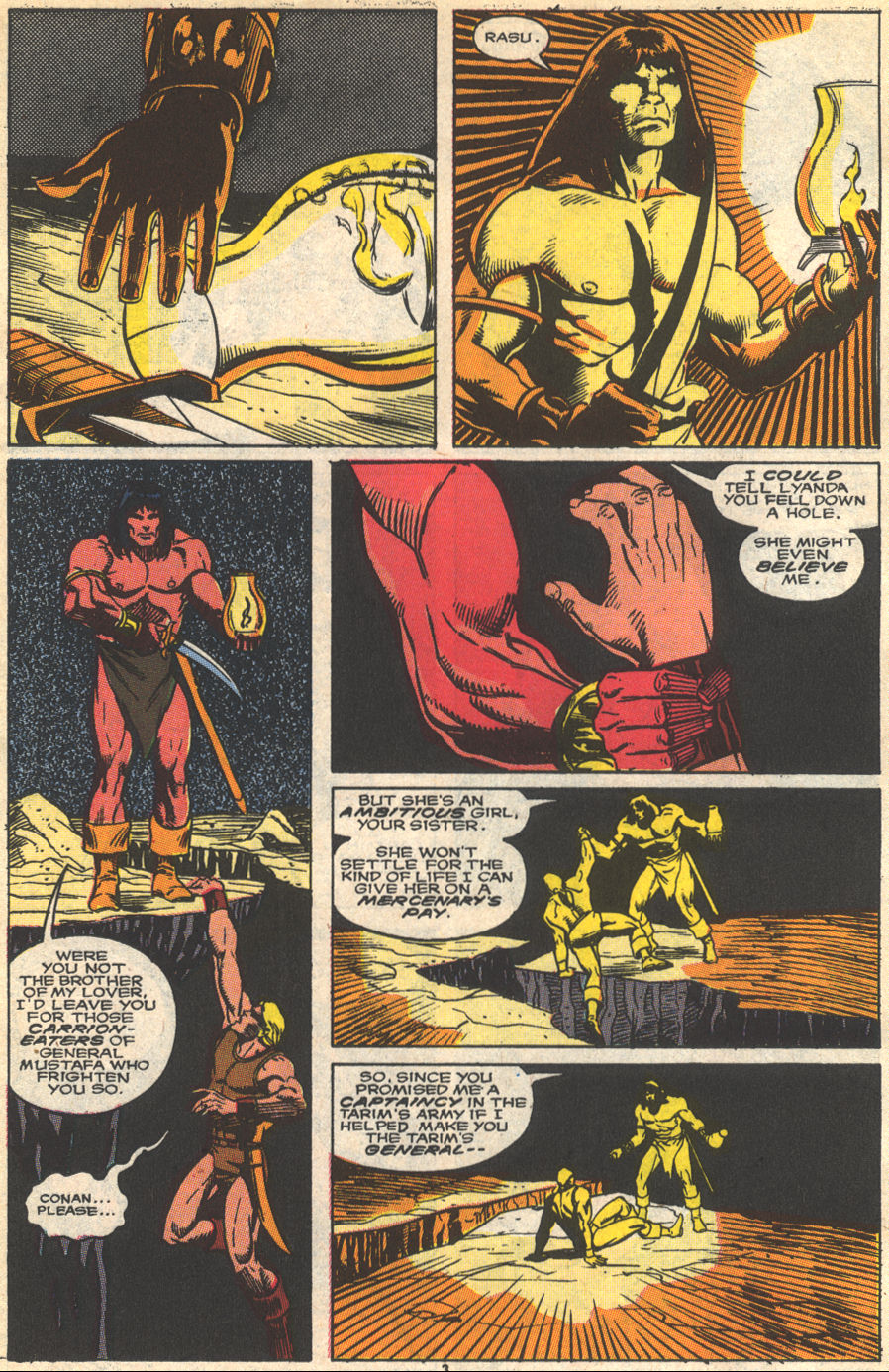 Conan the Barbarian (1970) Issue #229 #241 - English 4