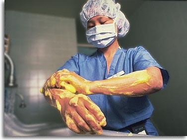 Dr alfonso batun enero 2012 for Lavado de manos en la cocina