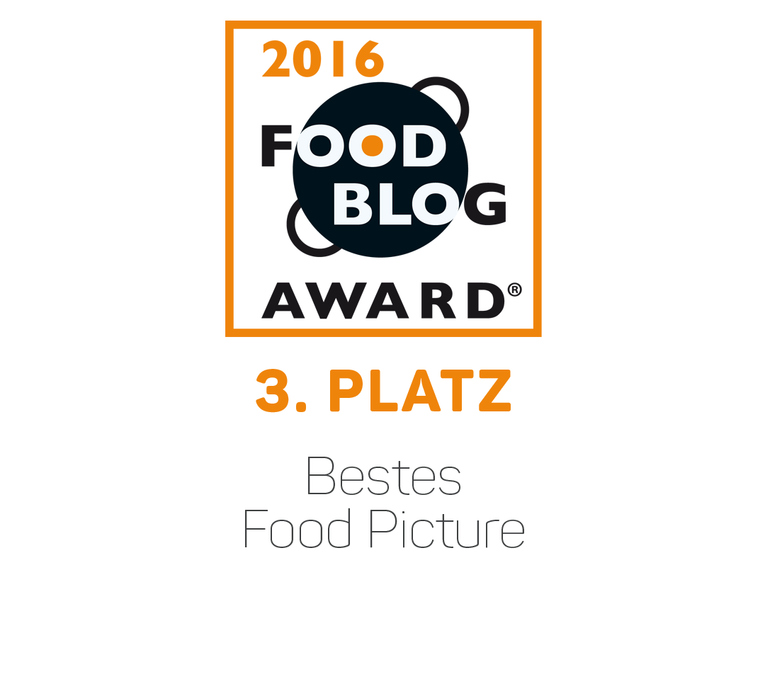 Food Blog Award 16