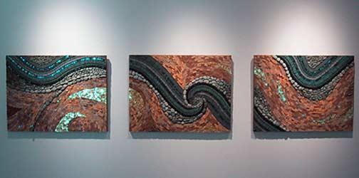 mosaique-art: sonia king mosaïques contemporaines