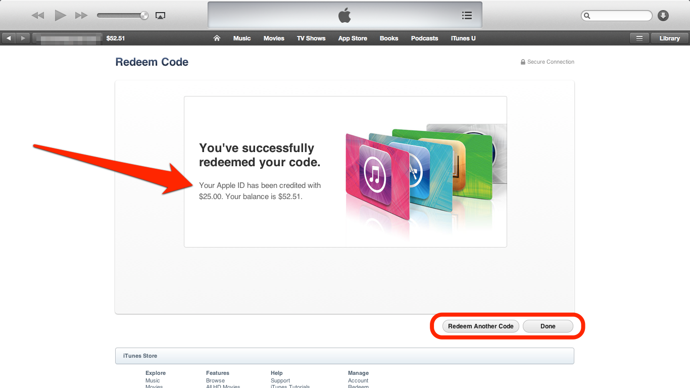 Click This Link To Get Your Free iTunes Redeem Codes
