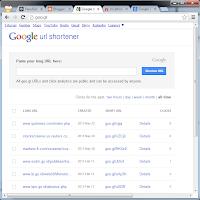Memperpendek Link Web dengan Google URL Shortenet