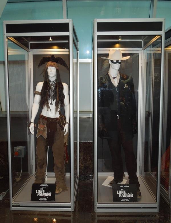 Lone Ranger film costumes
