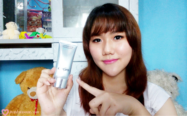 Empro Hydrating & Nourishing Aqua Gel Base Review Pinkuroom Dewi Yang