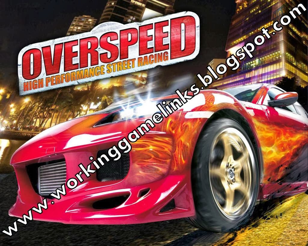 Download Overspeed: High Performance Street Racing Game