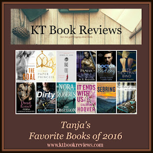 Tanja's Top Reads of 2016