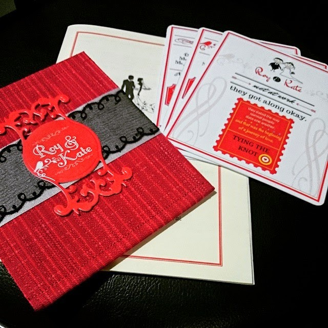 Handmade With Love: More Than Just A Wedding Invitation