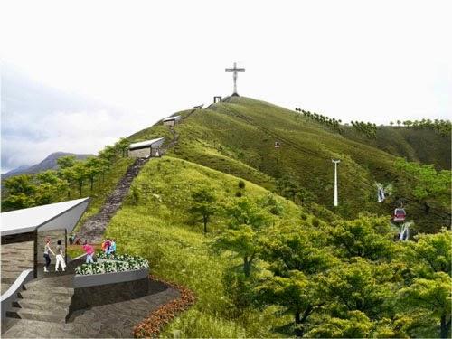 Surge Mega  Proyecto de Mirador – Cristo Del Perdón