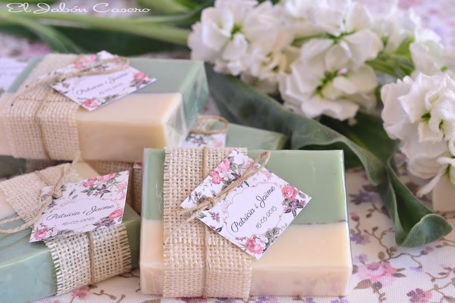 detalles de boda jabones de mojito