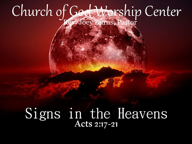 COGWC Men's Ministry
