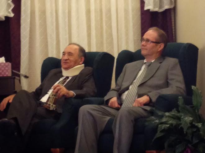 Bro. Allen & Bro. Burgess