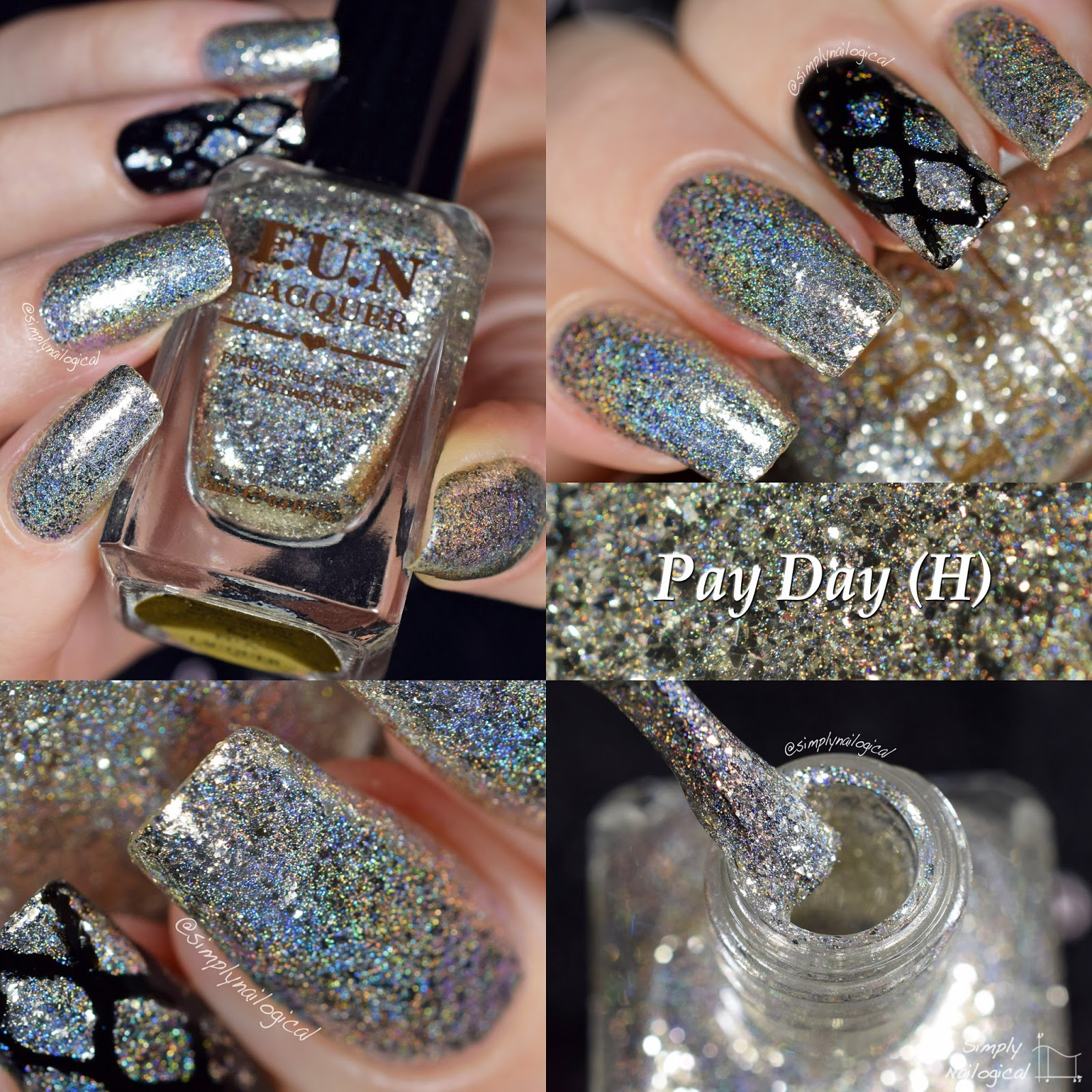 FUN Lacquer - Pay Day (H)
