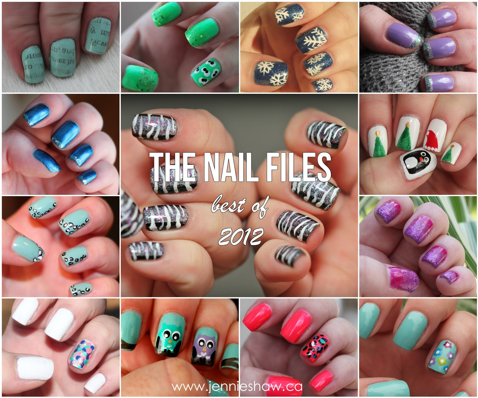 jennie\'s nails and tales: the nail files: the final linkup *wipes tear*