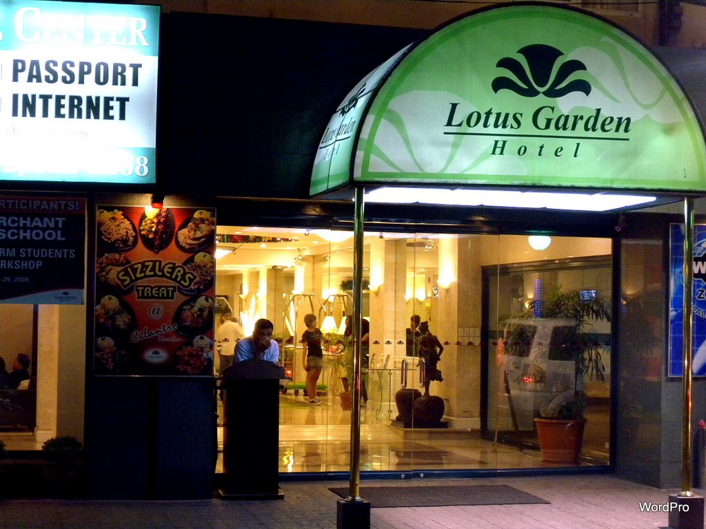 Perfect My Very First Blog: Lotus Garden Hotel In Manila Photo Gallery