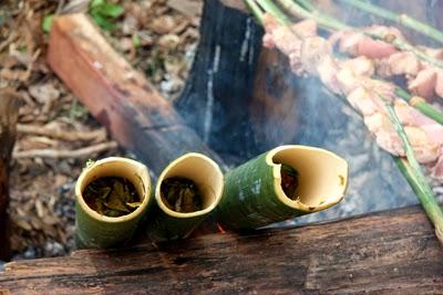 Thụt Soup of Mnong, Dak Lak (Canh Thụt)2