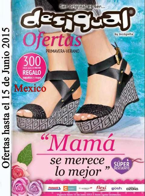 Ofertas de Desigual Dia de la Madre 2015