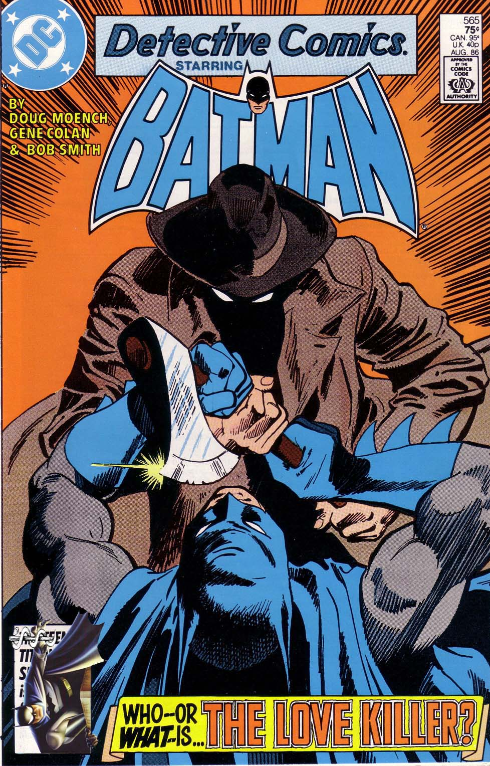 Detective Comics (1937) 565 Page 1