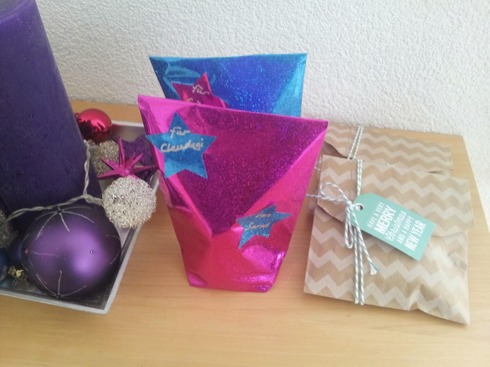 Familie Näf: Weihnachtsgeschenke 2014
