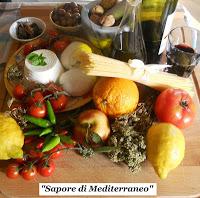 crostini piccanti ai profumi mediterranei